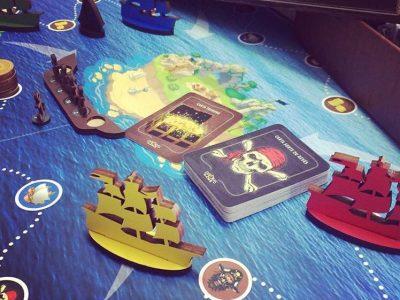 Facilitação no Explorers Game